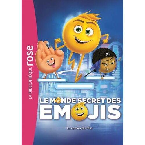 - Le monde secret des emojis : Le roman du film - Preis vom 23.02.2021 06:05:19 h