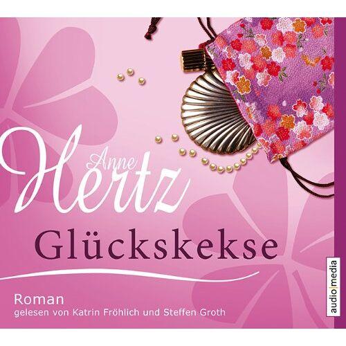 Anne Hertz - Glückskekse - Preis vom 09.05.2021 04:52:39 h