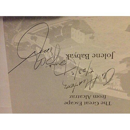 Jolene Babyak - Breaking the Rock: The Great Escape from Alcatraz - Preis vom 17.01.2021 06:05:38 h