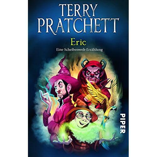 Terry Pratchett - Eric: Eine Scheibenwelt-Erzählung (Terry Pratchetts Scheibenwelt) - Preis vom 11.04.2021 04:47:53 h