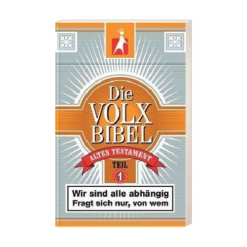 Martin Dreyer - Die Volxbibel AT - Teil 1, Motiv Zigarettenschachtel - Preis vom 19.01.2020 06:04:52 h