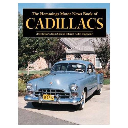 Terry Ehrich - The Hemmings Motor News Book of Cadillacs (Hemmings Motor News Collector-Car Books) - Preis vom 20.10.2020 04:55:35 h
