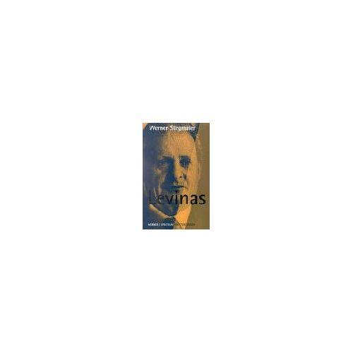 Werner Stegmaier - Levinas - Preis vom 13.05.2021 04:51:36 h