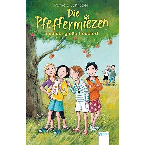 Patricia Schröder - Die Pfeffermiezen (2). Die Pfeffermiezen und der große Treuetest - Preis vom 21.01.2021 06:07:38 h