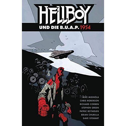 Mike Mignola - Hellboy 17: Hellboy und die B.U.A.P. 1954 - Preis vom 18.10.2020 04:52:00 h
