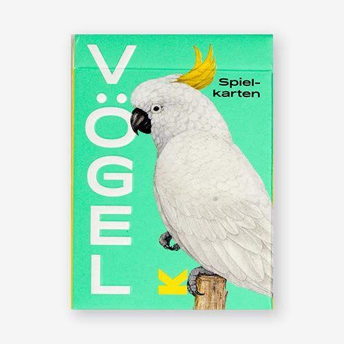 - Vögel: Spielkarten - Preis vom 22.10.2020 04:52:23 h