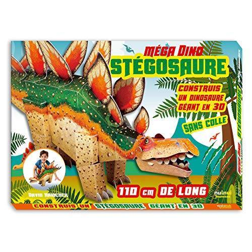 - Stégosaure (Megadino) - Preis vom 16.01.2021 06:04:45 h