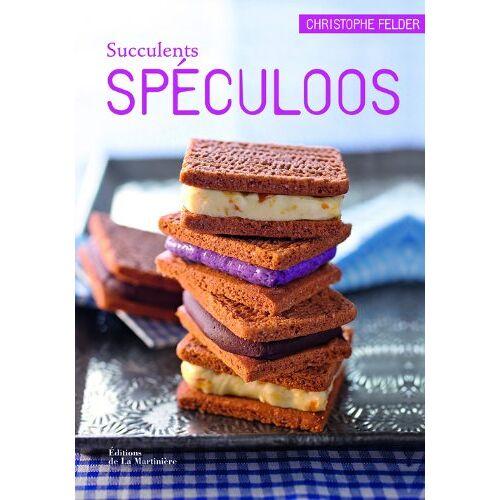 Christophe Felder - Succulents spéculoos : 40 recettes sucrées et salées - Preis vom 20.10.2020 04:55:35 h