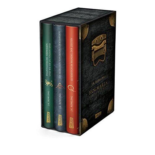 Rowling, J. K. - Hogwarts-Schulbücher: Die Hogwarts-Schulbücher im Schuber - Preis vom 21.10.2020 04:49:09 h