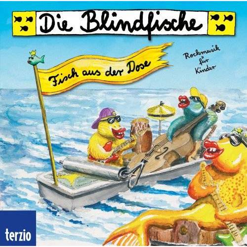 Die Blindfische - Die Blindfische: Fisch aus der Dose. CD - Preis vom 26.01.2021 06:11:22 h