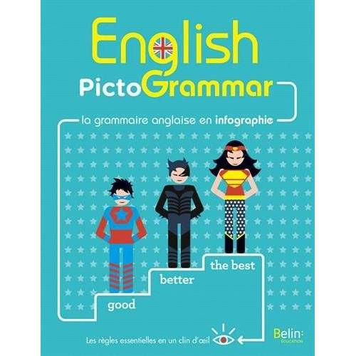 Rebecca Dahm - English pictogrammar - Preis vom 28.02.2021 06:03:40 h