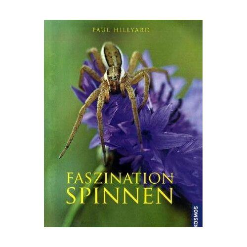 Paul Hillyard - Faszination Spinnen - Preis vom 06.09.2020 04:54:28 h