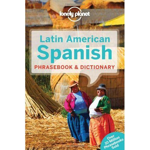 Aa.Vv. - Latin American Spanish Phrasebook (Phrasebooks) - Preis vom 16.10.2020 04:56:20 h