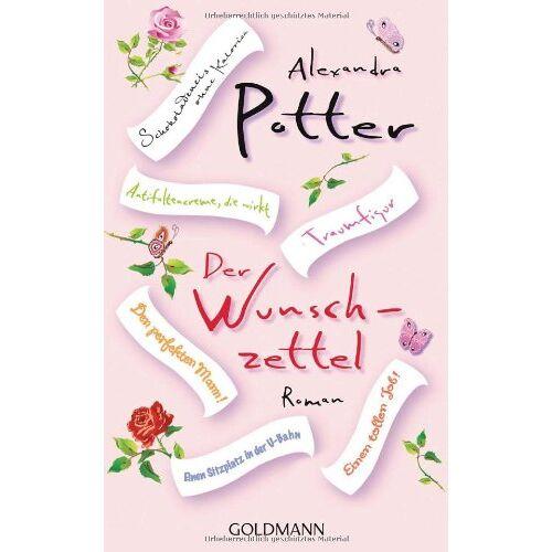 Alexandra Potter - Der Wunschzettel: Roman - Preis vom 15.11.2019 05:57:18 h