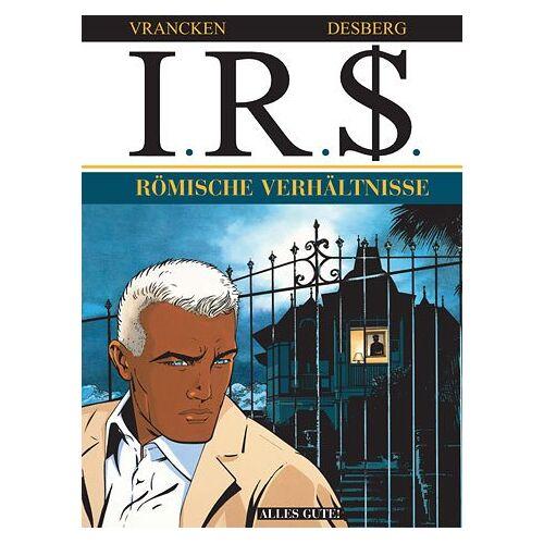 Kaat Vrancken - I.R.S. 9 - Römische Verhältnisse - Preis vom 18.04.2021 04:52:10 h