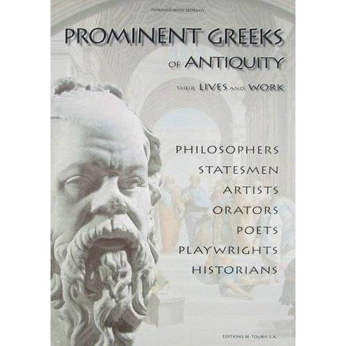 - Prominent Greeks of Antiquity: Their Lives & Work - Preis vom 13.05.2021 04:51:36 h