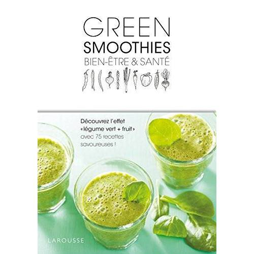Sonoko Nakazato - Green smoothies bien-être et santé - Preis vom 07.04.2020 04:55:49 h