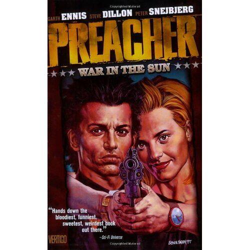 Garth Ennis - Preacher VOL 06: War in the Sun (Preacher (DC Comics)) - Preis vom 26.01.2021 06:11:22 h