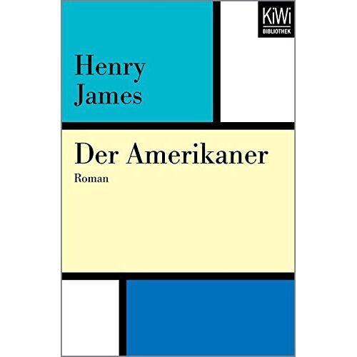 Henry James - Der Amerikaner: Roman - Preis vom 27.11.2019 05:54:47 h