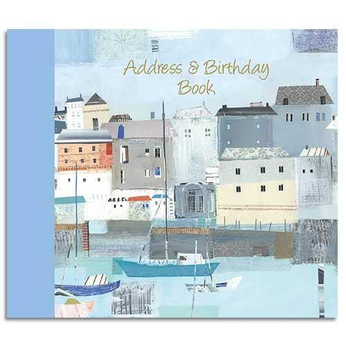 - By the Sea Address & Birthday Book (Address Book) - Preis vom 25.05.2020 05:02:06 h