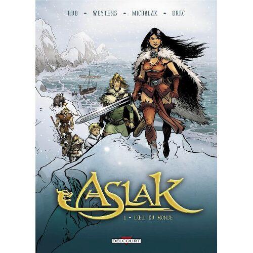 Hub - Aslak, Tome 1 : L'oeil du monde - Preis vom 21.10.2020 04:49:09 h