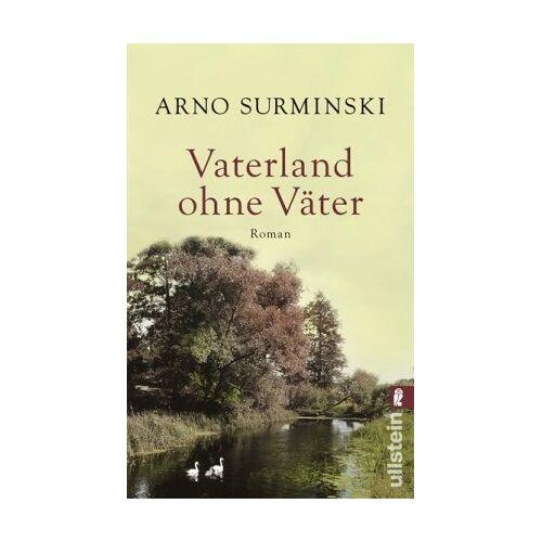 Arno Surminski - Vaterland ohne Väter - Preis vom 25.02.2021 06:08:03 h