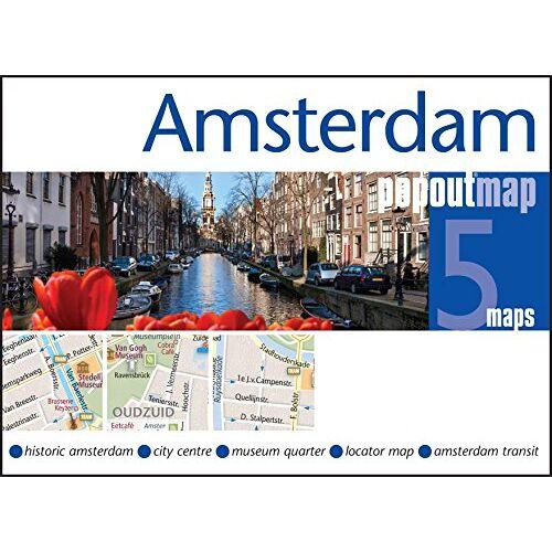 PopOut Map - Amsterdam PopOut Map (Popout Maps) - Preis vom 25.02.2021 06:08:03 h