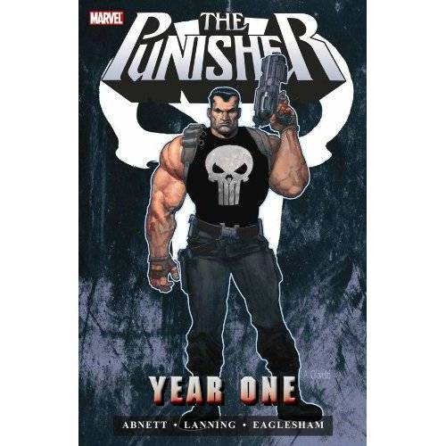 Dan Abnett - Punisher: Year One (Punisher (Marvel Quality Paper)) - Preis vom 21.01.2021 06:07:38 h