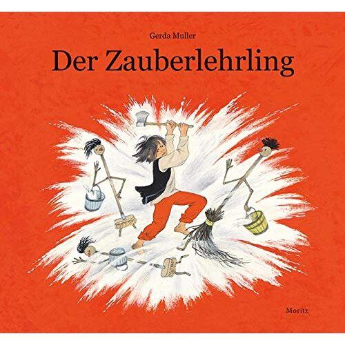 Gerda Muller - Der Zauberlehrling - Preis vom 15.04.2021 04:51:42 h