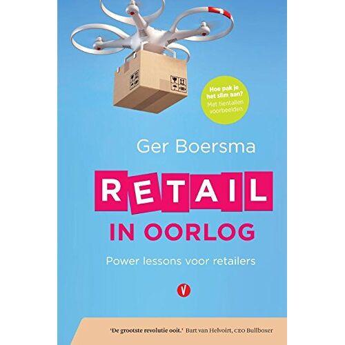 Ger Boersma - Retail in oorlog: Power lessons voor retailers - Preis vom 14.04.2021 04:53:30 h