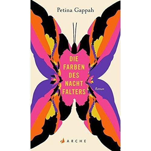Petina Gappah - Die Farben des Nachtfalters - Preis vom 21.04.2021 04:48:01 h