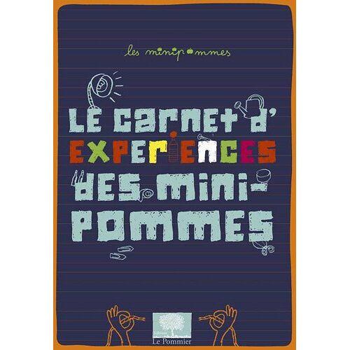 Le Pommier - Le carnet d'expériences des minipommes - Preis vom 24.01.2021 06:07:55 h