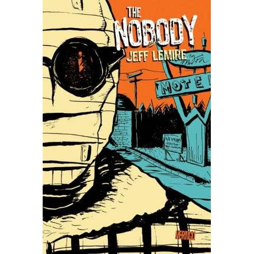 Jeff Lemire - The Nobody - Preis vom 16.04.2021 04:54:32 h