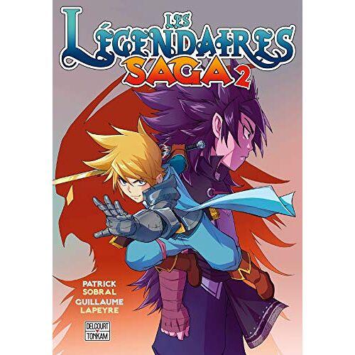 - Les Légendaires - Saga T02 (Les Légendaires - Saga (2)) - Preis vom 25.02.2021 06:08:03 h