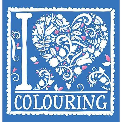Felicity French - I Heart Colouring: Pretty Pocket Colouring (I Heart Colouring Books) - Preis vom 24.02.2021 06:00:20 h