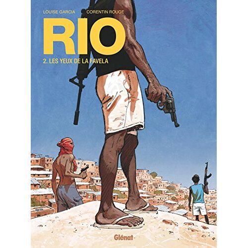 - Rio, Tome 2 : Les yeux de la favela - Preis vom 09.05.2021 04:52:39 h