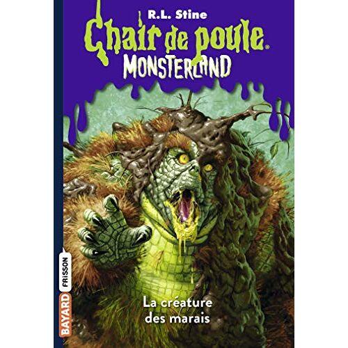 - Monsterland, Tome 09: La créature des marais (Monsterland (9)) - Preis vom 14.05.2021 04:51:20 h