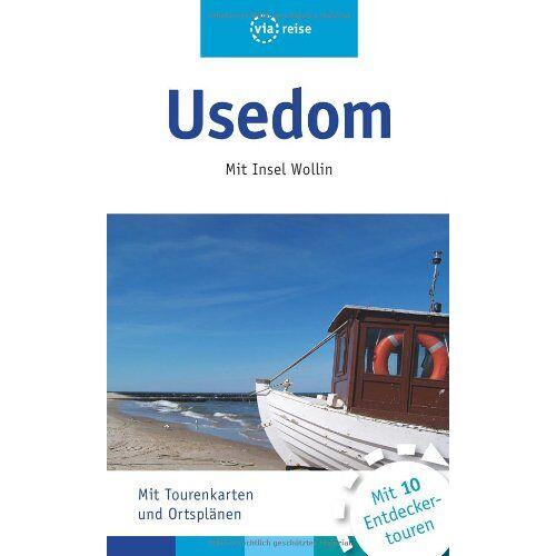 Rasso Knoller - Usedom - Mit Insel Wollin - Preis vom 10.04.2021 04:53:14 h
