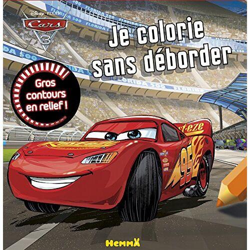 - Je colorie sans déborder Cars 3 - Preis vom 15.01.2021 06:07:28 h