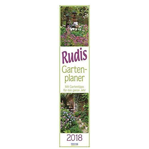 Korsch Verlag - Rudis Gartenplaner 2018: Langplaner - Preis vom 10.11.2019 06:02:15 h