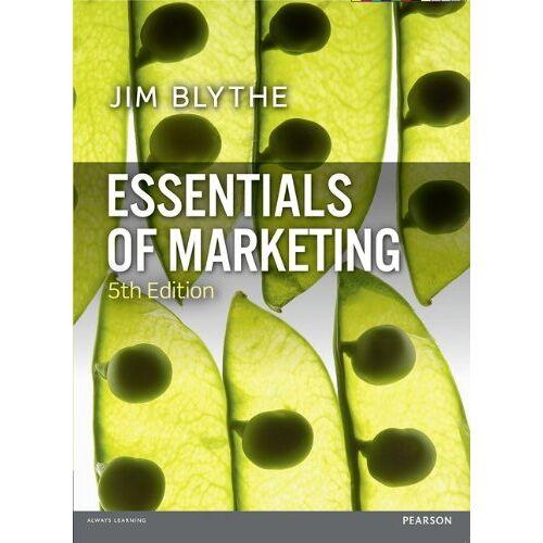 Jim Blythe - Essentials of Marketing. Jim Blythe - Preis vom 15.05.2021 04:43:31 h