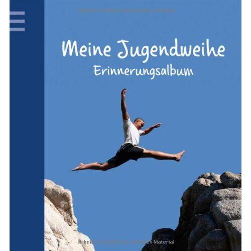 kein Autor - Jugendweihe Album für Jungen - Preis vom 23.10.2020 04:53:05 h
