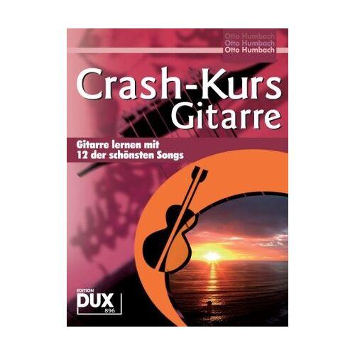 Otto Humbach - Gitarre - Crashkurs - Preis vom 09.04.2021 04:50:04 h