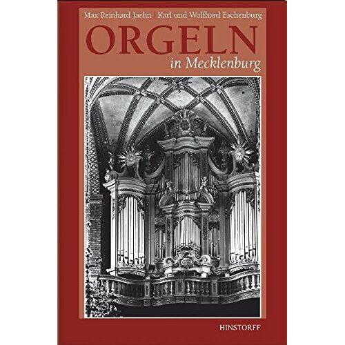 Jaehn, Max R - Orgeln in Mecklenburg - Preis vom 07.09.2020 04:53:03 h