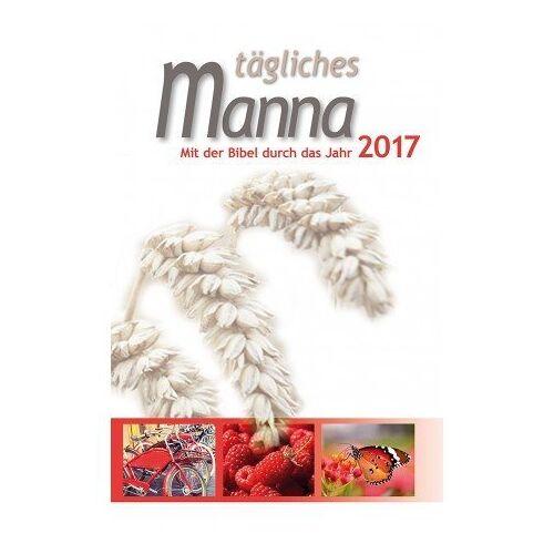 Tägliches Manna - Tägliches Manna 2017 - Preis vom 05.09.2020 04:49:05 h