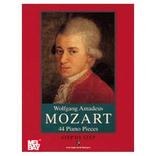 Mozart, Wolfgang Amadeus - 44 Piano Pieces (Music Scores) - Preis vom 11.04.2021 04:47:53 h