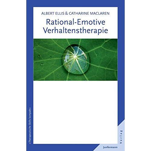 Albert Ellis - Rational-Emotive Verhaltenstherapie - Preis vom 13.05.2021 04:51:36 h