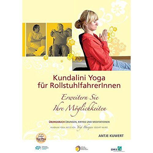 Antja Kuwert - Yoga für Rollstuhlfahrer - Preis vom 18.10.2020 04:52:00 h