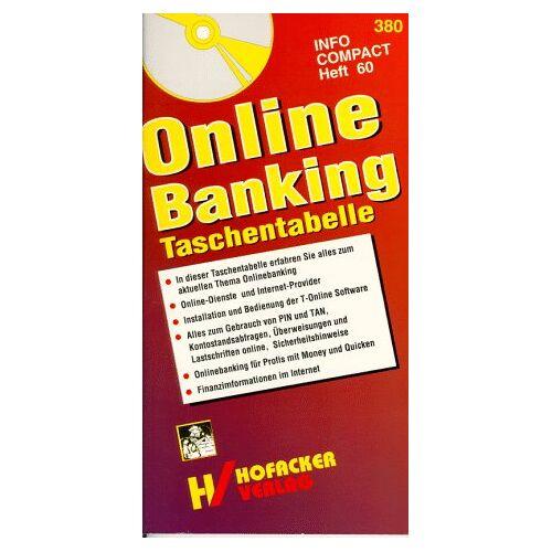 S.D. Roberts - Online Banking - Taschentabelle - Preis vom 18.04.2021 04:52:10 h