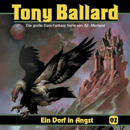 a.F. Morland - Tony Ballard 2-Ein Dorf in Angst - Preis vom 21.10.2020 04:49:09 h